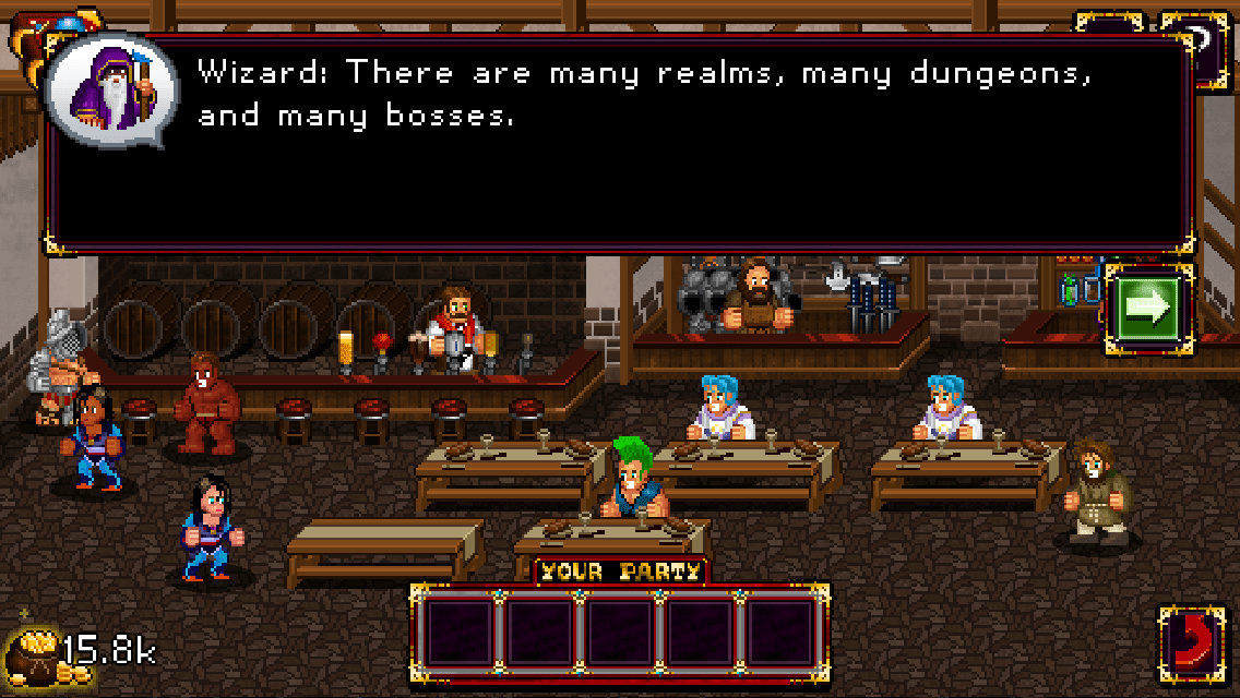 soda dungeon wizard tip