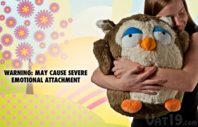 """Squishables Huggable Stuffed Animals (15""""): Giant round stuffed animals perfect for hugging."""