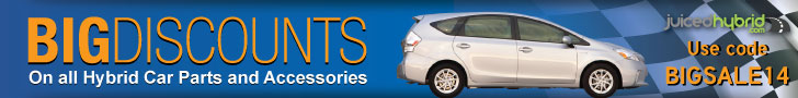 Get Prius and Hybrid Car Accessories