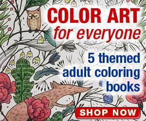 Adult Coloring Books Medium