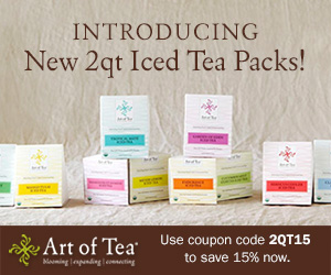 Art of Tea Iced Tea Packs