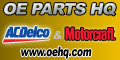 ACDelco and Motorcraft OEM Auto Parts