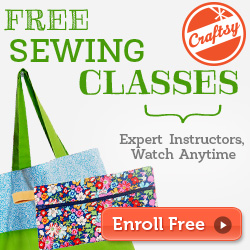 Online Sewing Class
