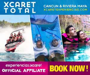 Xcaret Eco Park Admission + Optional Activities at special price at Cancun and Riviera Maya.