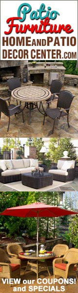 Discounted Wicker Patio Furniture with Free Shipping