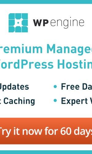 Affiliates - WP Engine hosting a