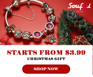 Christmas Gift Guide at Soufeel.com - Starts from $3.99