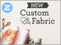 Shop Custom Fabric on Zazzle