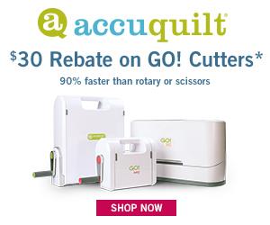 Accuquilt Cutters