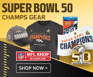 Denver Broncos AFC Championship Gear