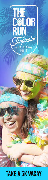 The Color Run - Happiest 5k Run