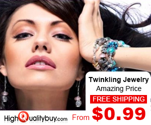 Twinkling Jewelry Amazing Price Freeshipping $0.99