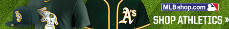 Shop for official Oakland Athletics fan gear from Majestic, Nike and New Era at Shop.MLB.com
