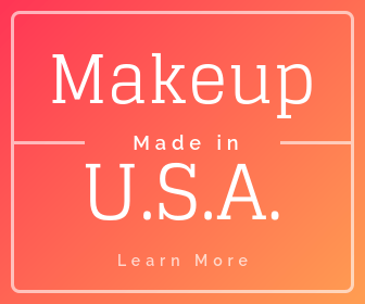 Makeup Made in USA (learn more)
