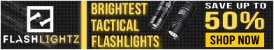 FlashlightZ - Brightest Tactical Flashlights