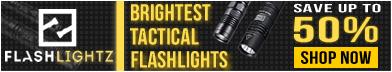 FlashlightZ - Brightest Tactical Flashlights