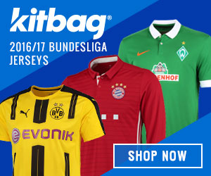 Shop for Bundesliga Jerseys at Kitbag
