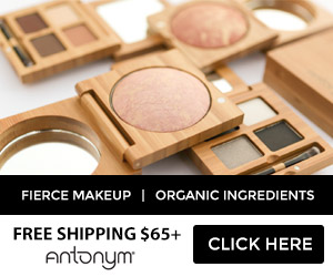 Certified Natural & Organic Makeup