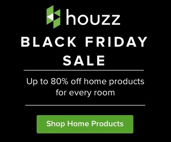 Houzz Black Friday Sale - Up to 80% off home products for every room