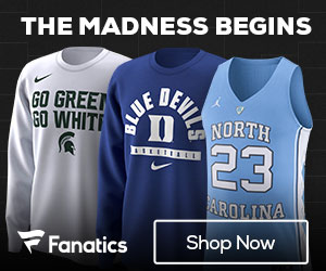 Shop NCAA Tournament Gear at Fanatics.com