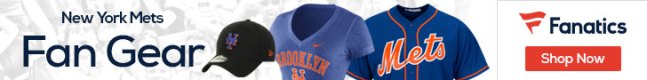 New York Mets Gear at Fanatics.com