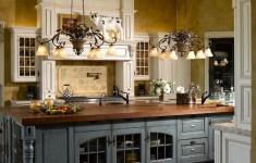 Elegant French Kitchen Island You'll Fall In Love
