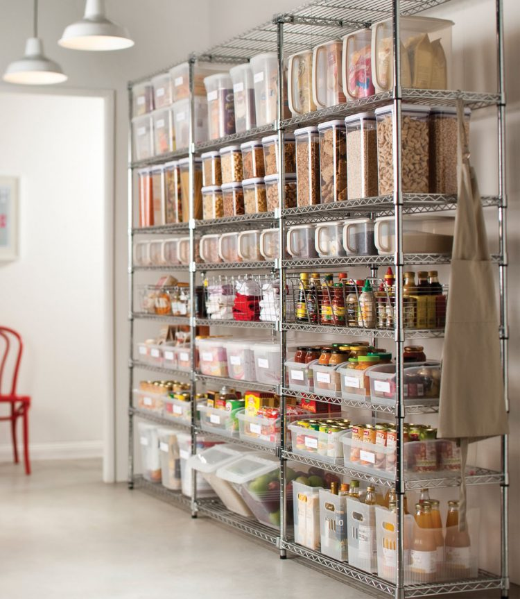 Kitchen Shelf Design Ideas Space Saving Spice Racks 20 Smart