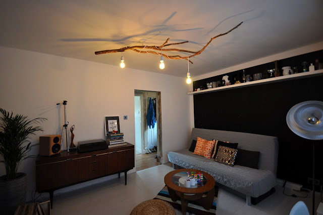 Cable Hung Pendant Lighting