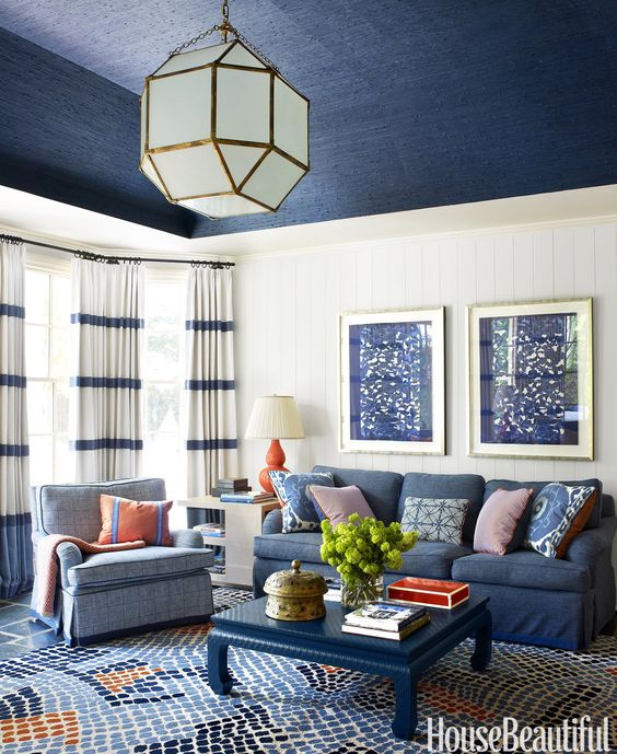 28 Bold Ceiling Decor Ideas That Completely Change The