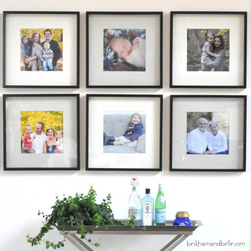9 DIY IKEA Ribba Frame Hacks That You Should Try Shelterness