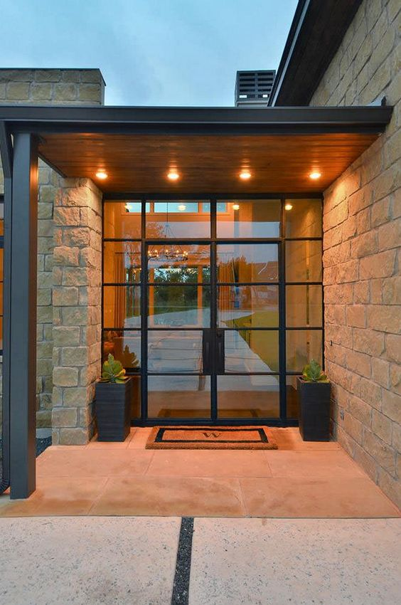 26 Modern Front Door Designs For A Stylish Entry Shelterness