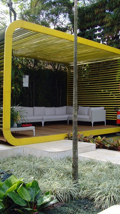 23 Modern Gazebo And Pergola Design Ideas Youll Love Shelterness