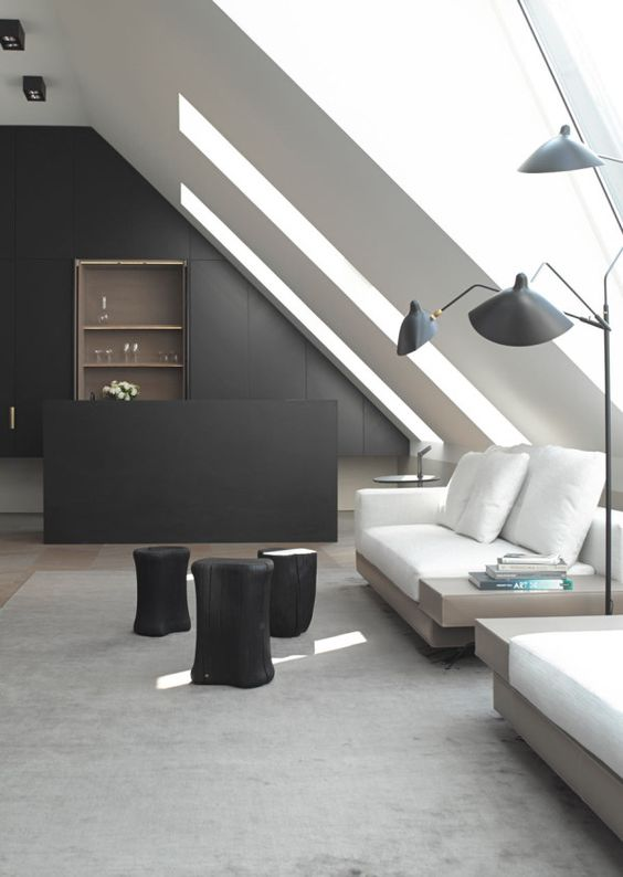 26 Stylish Attic Living Rooms Decor Ideas Shelterness