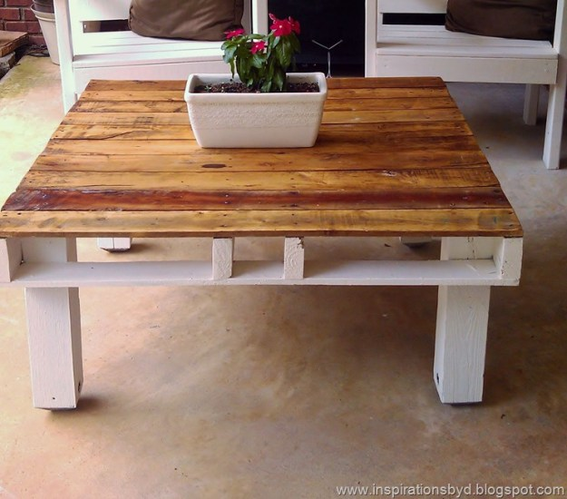 11 diy pallet coffee tables for any interior - shelterness