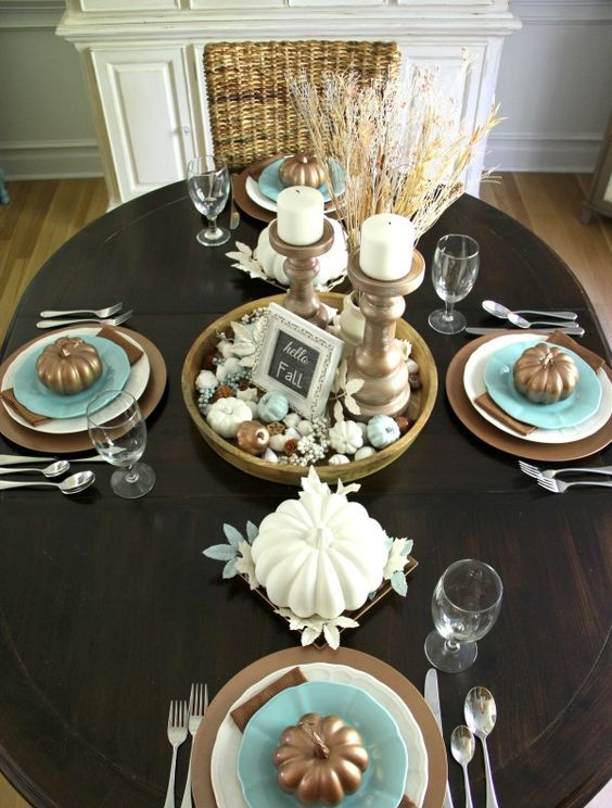 25 Coastal Thanksgiving Dcor Ideas Shelterness
