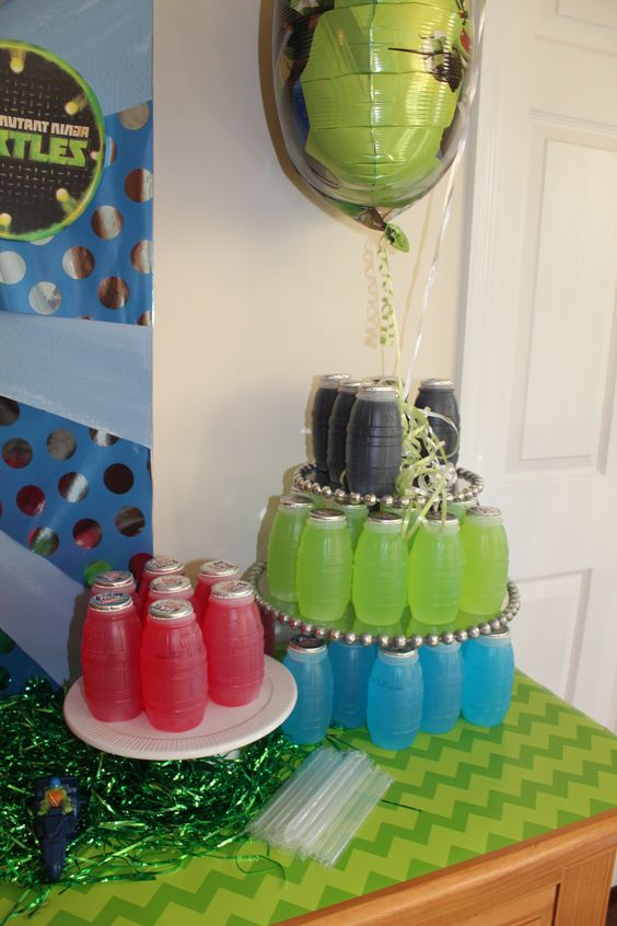 Ideas Decorating Home Birthday Party