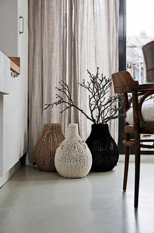 Decorative Vases Image Credit Floor Decoration Ideas