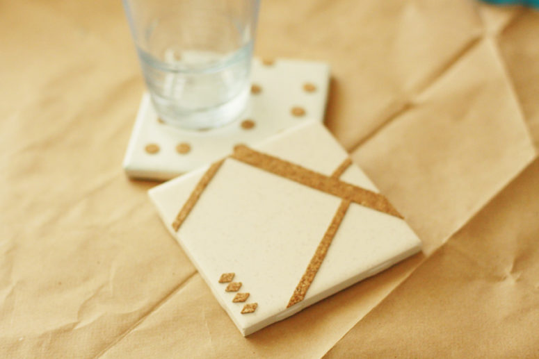 cutest diy tile coaster projects