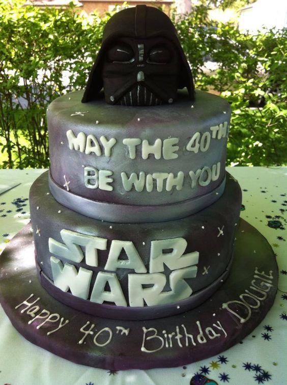 Funny 40th Birthday Cakes