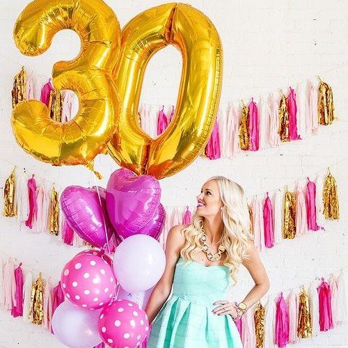 20 Balloon Dcor Ideas For A Girls Birthday Party