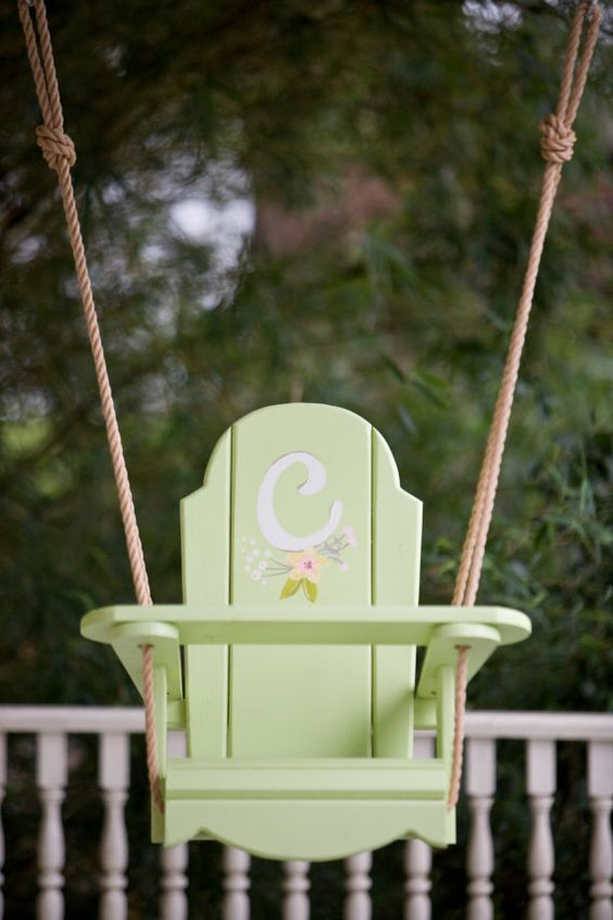 17 Outdoor Swings To Make Your Kids Happy Shelterness