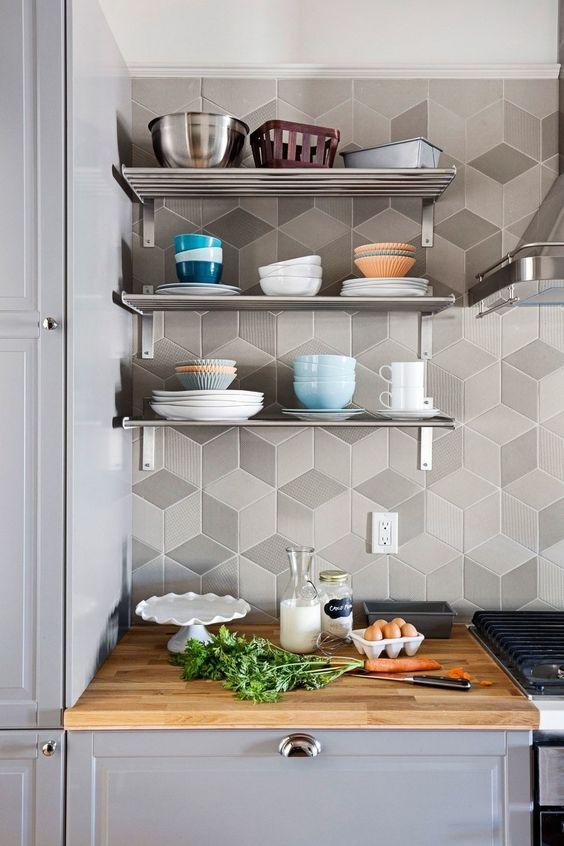 Mosaic Tile Backsplash Kitchen Ideas