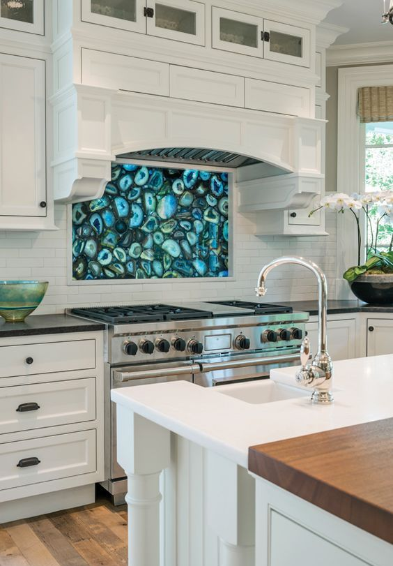 15 Edgy Agate And Geode Kitchen Decor Ideas Shelterness