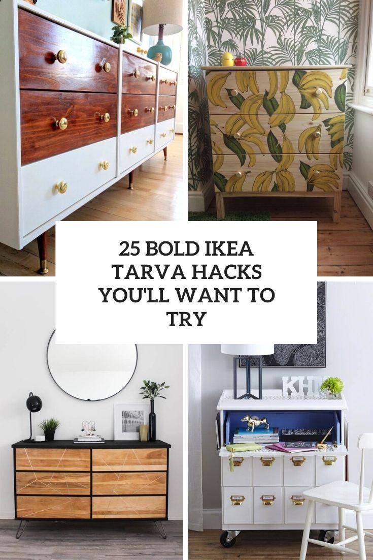 25 bold ikea tarva hacks you ll want to