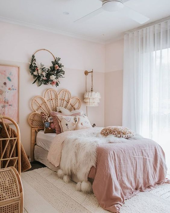 25 Pretty And Dreamy Pink Bedroom Decor Ideas Shelterness