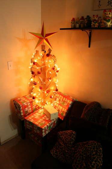 5 DIY Cardboard Christmas Trees Shelterness