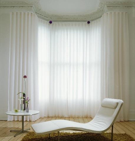 bay window curtains ideas curtains ideas