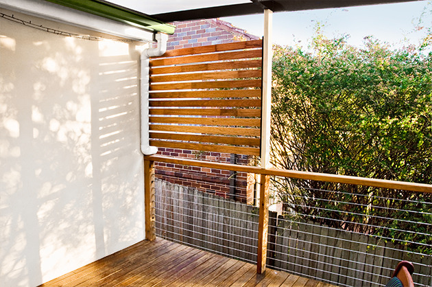 Picture Of Patio Privacy Screen