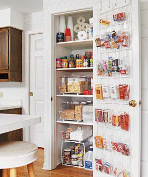 47 cool kitchen pantry design ideas - shelterness