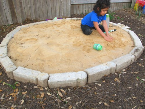 8 Cool Outdoor Sandboxes For Your Kids Shelterness